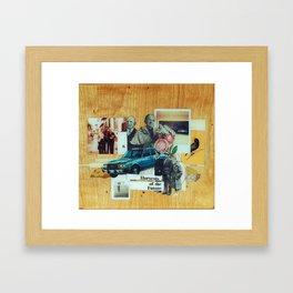 Harvests of the Future Framed Art Print