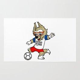 Zabivaka Worldcup Iconic Great Rug