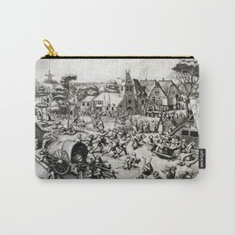The Fair of Saint George's Day Carry-All Pouch