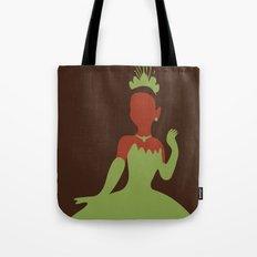 Tiana - Princess and the Frog Tote Bag