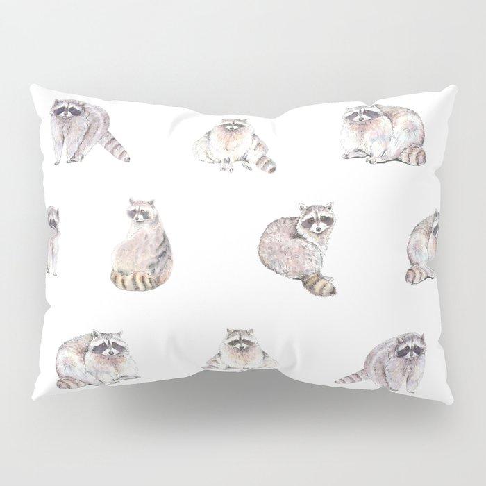 Fluffy Critters Pillow Sham