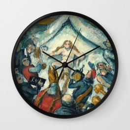 The Eternal Feminine Wall Clock