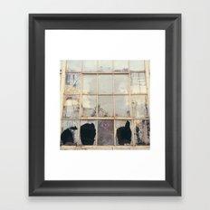 OPEN HEARTED Framed Art Print