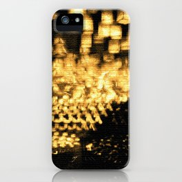 Countless lights iPhone Case