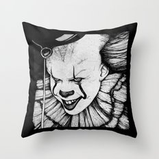 You'll float too Throw Pillow