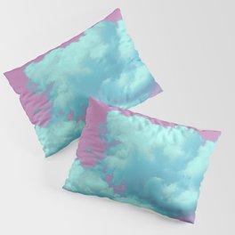 Pastel Sky Pillow Sham