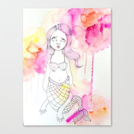 AY x WildHumm 5 Canvas Print