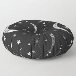 Sun & Moon Floor Pillow