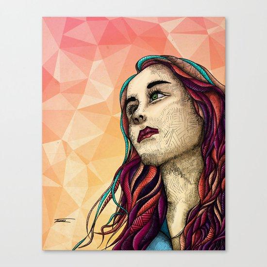 Faint Futures Canvas Print