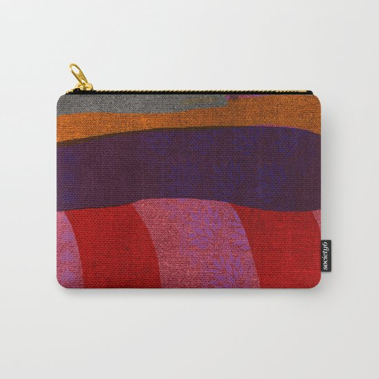 A Reasonable Assumption, Abstract Shapes Carry-All Pouch