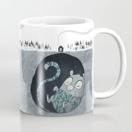 Let's bore for geothermal energy! Coffee Mug