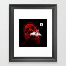 March 9th (BK) Framed Art Print