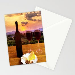 Twilight Time Stationery Cards