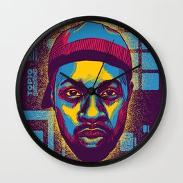 Mr.Dilla ( Top 10 Producers series ) Wall Clock