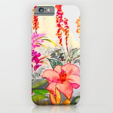 Watercolor Floral iPhone 6s Slim Case