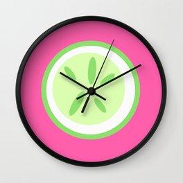 pep+ Wall Clock