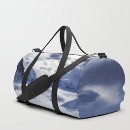 Amongst the Clouds Duffle Bag