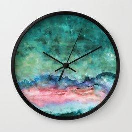 Impression Rainbow Wall Clock
