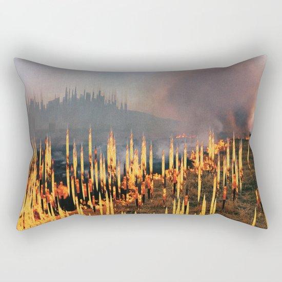 Deaths Rectangular Pillow
