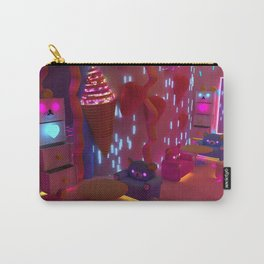 Lets's Go To The Coffee Shop Carry-All Pouch