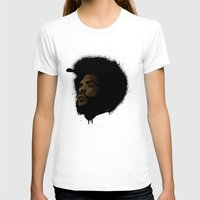 tupac T-shirts featuring Questlove 2.0 by The Art Warriors