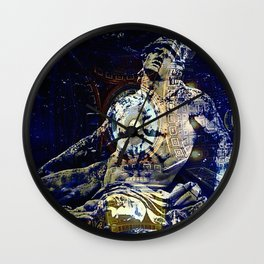 Only Clocks (Achilles) Wall Clock