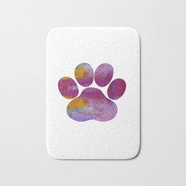 Dog Paw Bath Mat