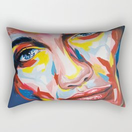 Elisabeth by carographic Rectangular Pillow