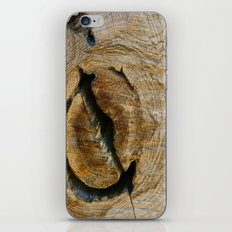 Knotted iPhone & iPod Skin