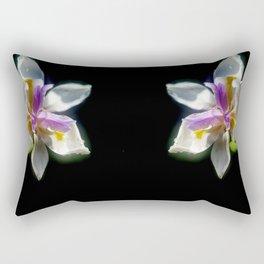 Fairy Iris Rectangular Pillow