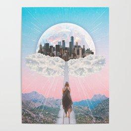 CITY OF PASTEL DREAMS III Poster