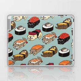 Sushi Otter Laptop & iPad Skin