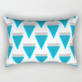 Verge - Crypto Fashion Art (Large) Rectangular Pillow