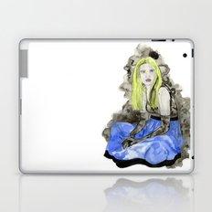 Blue Dress Laptop & iPad Skin