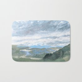Landscapes in my mind Bath Mat
