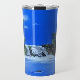 Morning Waters Travel Mug