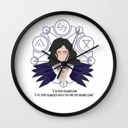 Yennefer of vengerberg Wall Clock