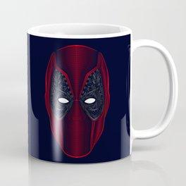 DEADPOOL/The Merc With The Mouth Coffee Mug