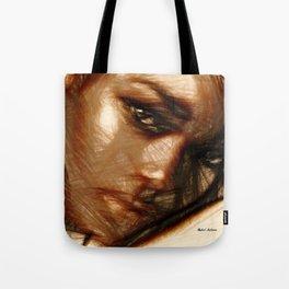 Portrait of Innocence Tote Bag