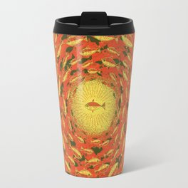Swim for the Light Travel Mug