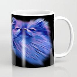 Purple Pomeranian Coffee Mug