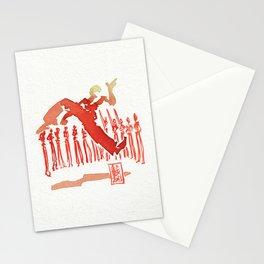 Capoeira 330 Stationery Cards
