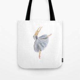 Giselle Ballerina Tote Bag