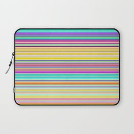 Re-Created Channels xi by Robert S. Lee Laptop Sleeve