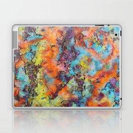 Playing colors Laptop & iPad Skin