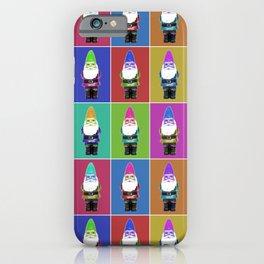 Pop Art Gnomes iPhone Case