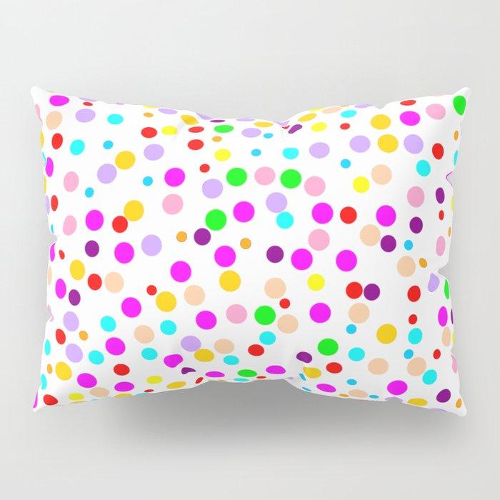 Colorful Rain 15 Pillow Sham