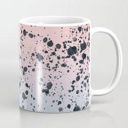 Blue, Blush, Black. Coffee Mug