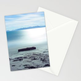 Ocean Waters Photography Print Stationery Cards
