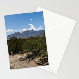 Organ Mountains Panorama Stationery Cards